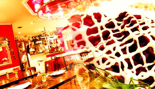 2018.10.30.tue ~ トラペ座@カフェロシア 〜ロシア料理とジョージア(グルジア)料理とお酒〜